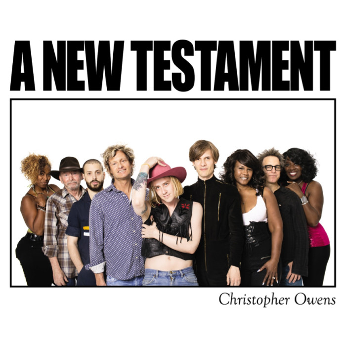 Christopher Owens to release second solo album ?A New Testament? September 29th